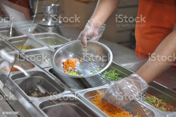 Cooking in fast food restaurant picture id679457292?b=1&k=6&m=679457292&s=612x612&h=ct0lohxf5gzht p3 7zhejkquwno3zerncawmvdrryy=