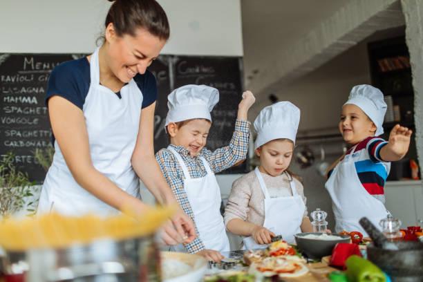 Kochen ist Spaß! – Foto