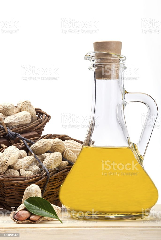 Cooking Oil stock photo