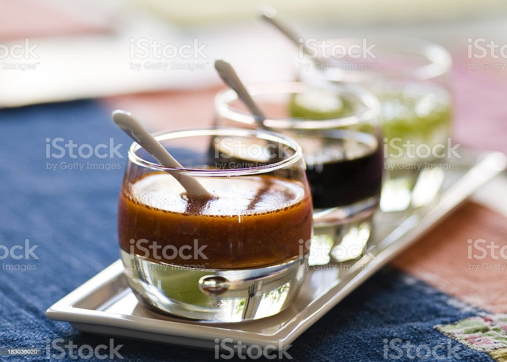 cooking sauce stock photo