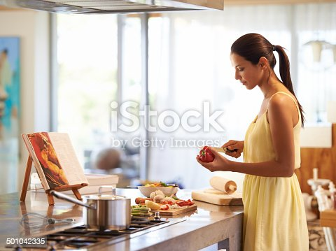 istock Cooking up a storm 501042335