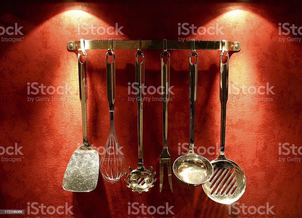 Cooking Utensils royalty-free stock photo