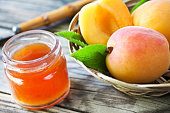 Cooking with apricots