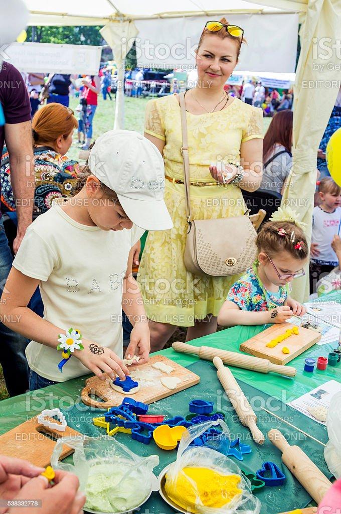 Atelier de cuisine pour les enfants Le Fête familiale - Photo