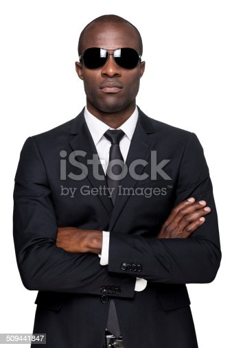 istock Cool and handsome. 509441847