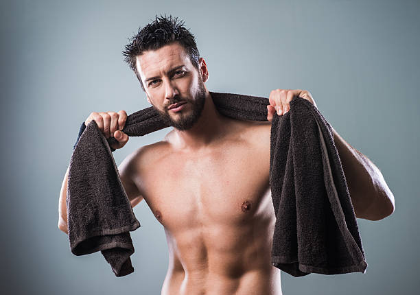Top 60 Men Naked Towel Male Stock Photos, Pictures, And Images - Istock-8821