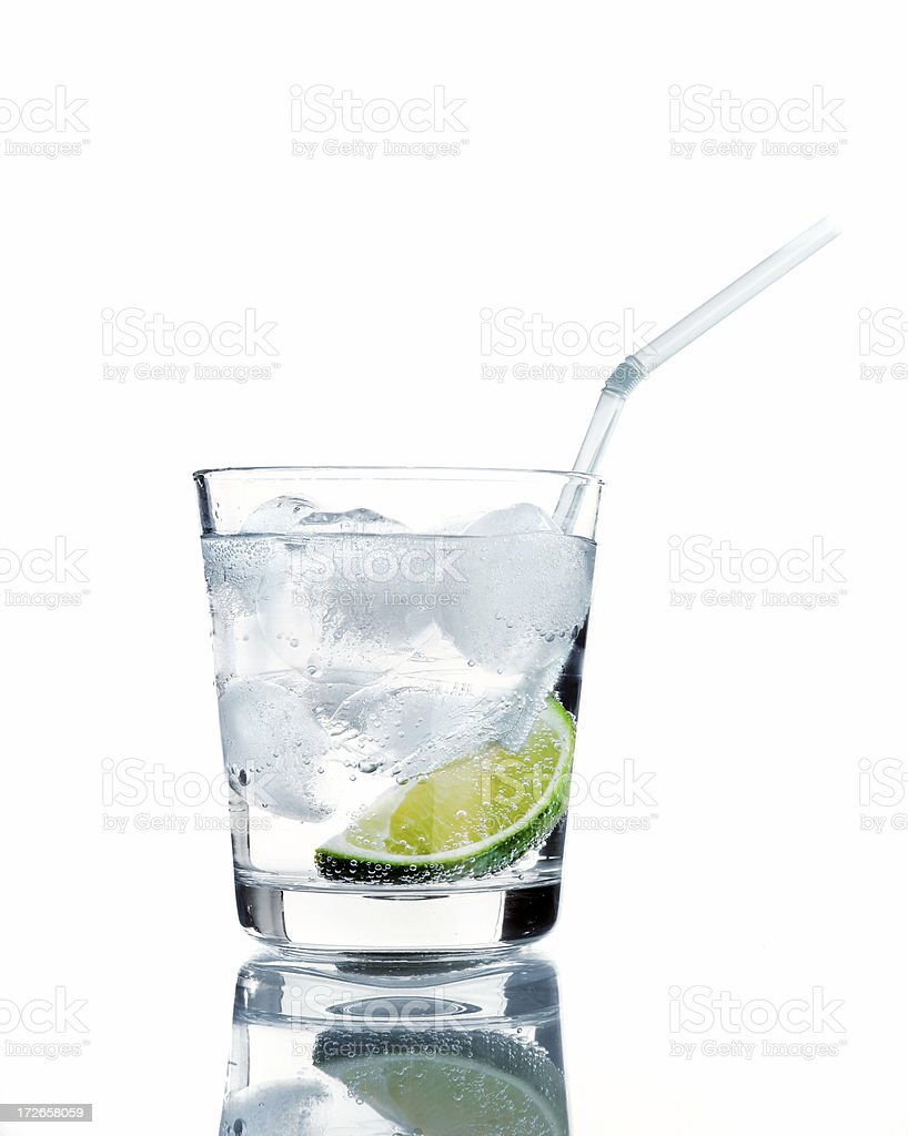 Cool beverage royalty-free stock photo