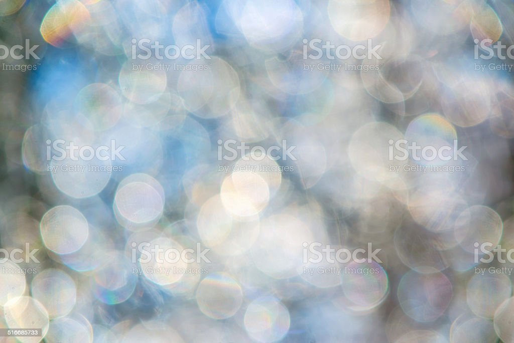 Cool Bokeh Lights stock photo