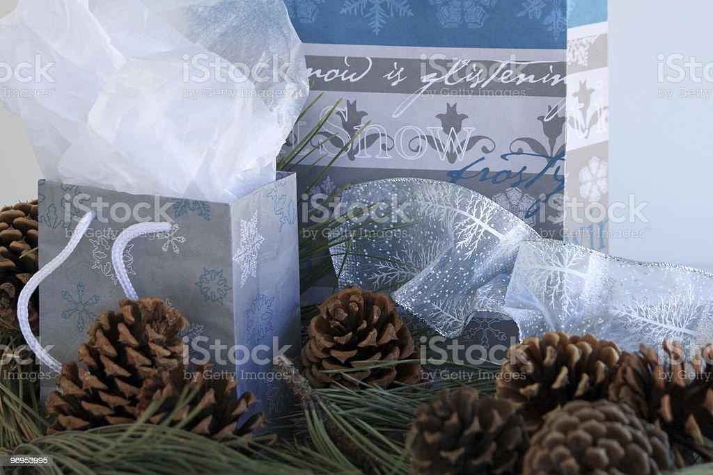 Cool Christmas royalty-free stock photo