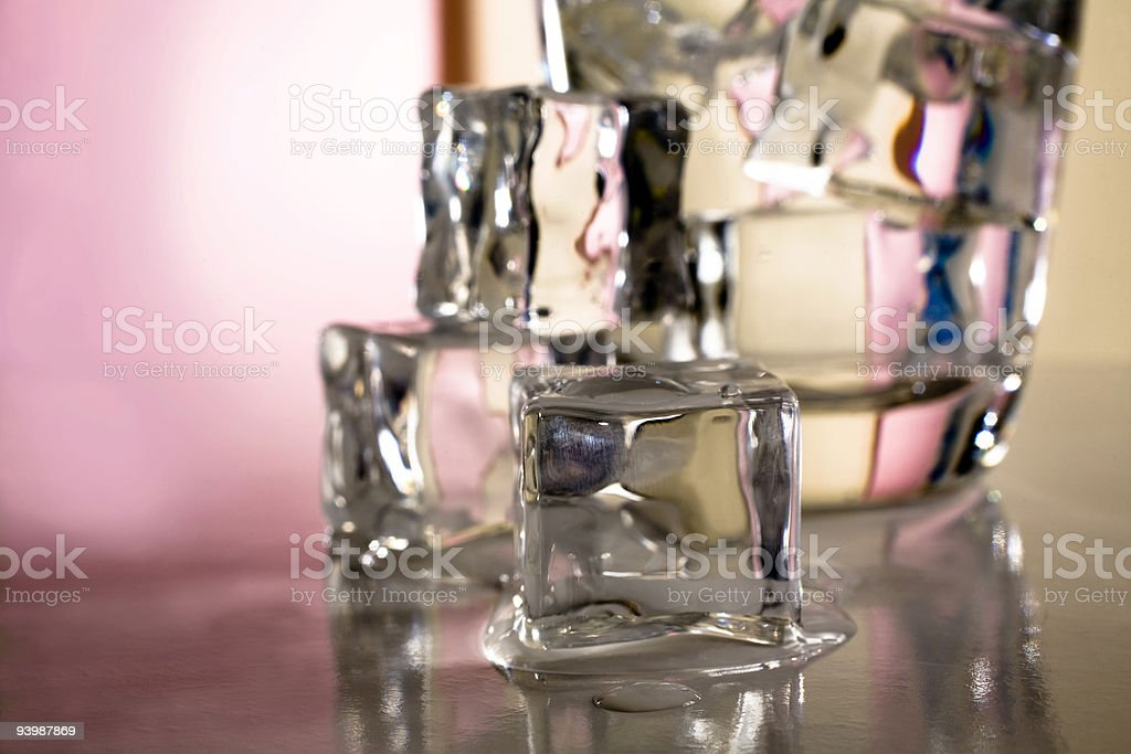 Cool clear water royalty-free stock photo