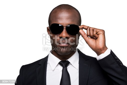 istock Cool handsome. 509470397