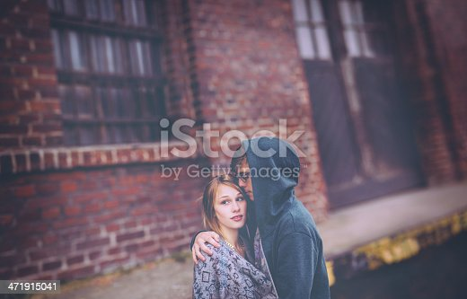 91482522 istock photo Cool Hipster Couple 471915041