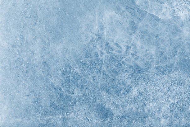 cool ice background - frost stock photos and pictures