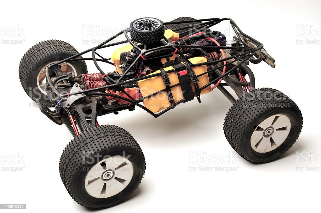 Cool looking offroad model. stock photo