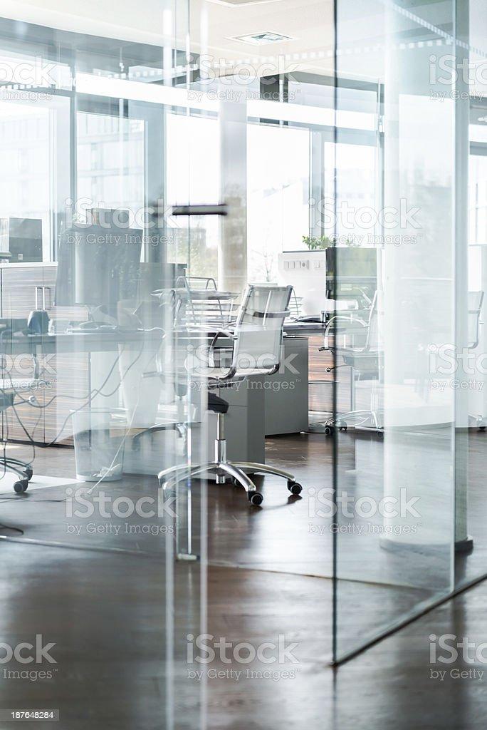 modern office cubes. Cool Modern Office Cubes Stock Photo