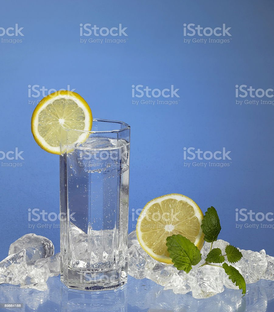cool soft drink royalty-free stock photo