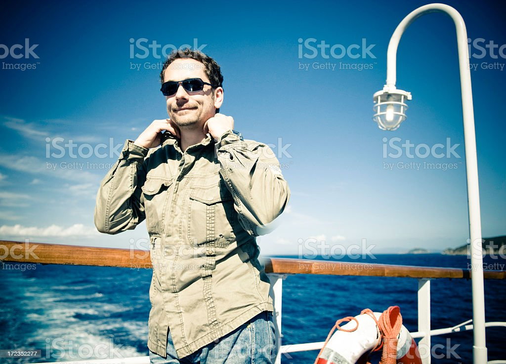 Cool Summer royalty-free stock photo