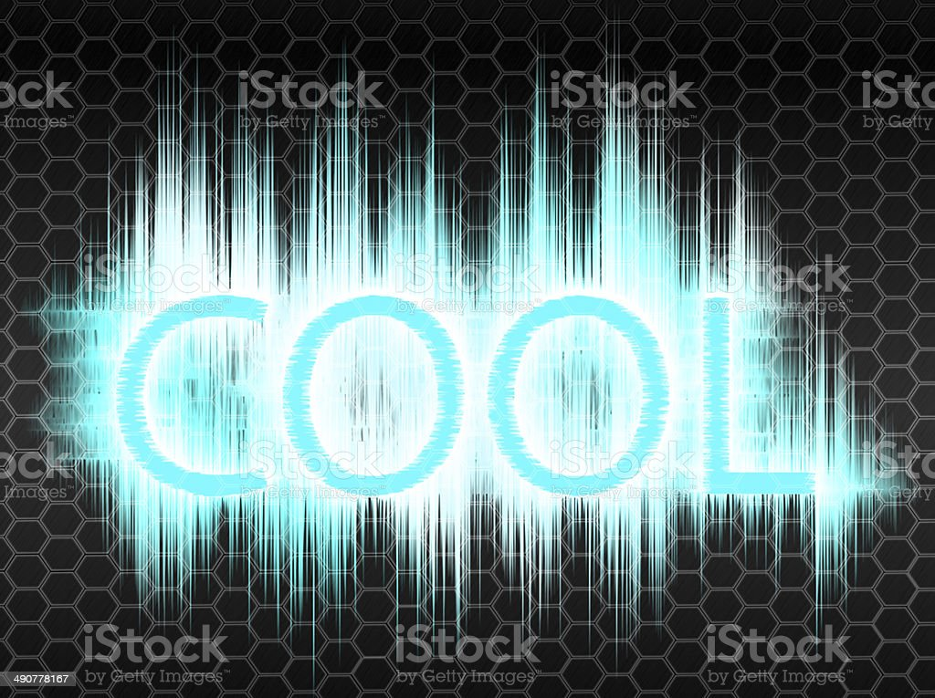 cool text royalty-free stock photo