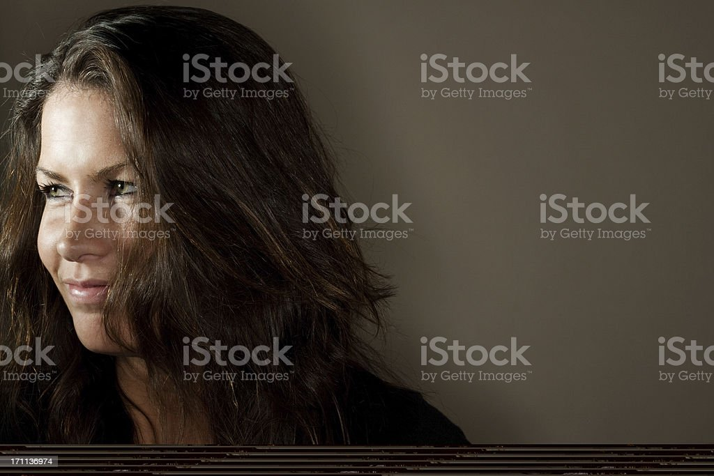 cool zombie royalty-free stock photo