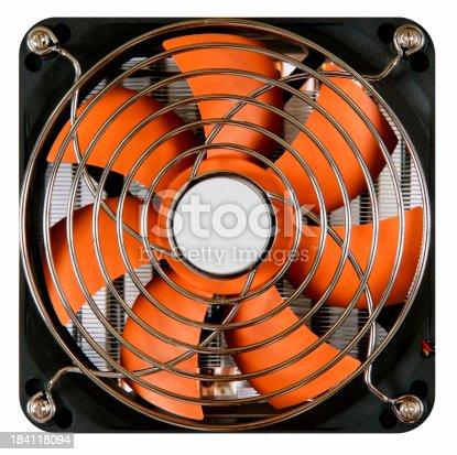 466623283 istock photo CPU cooler on white 184118094