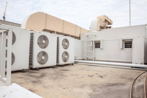 Kühlenden Klimaanlage – Foto