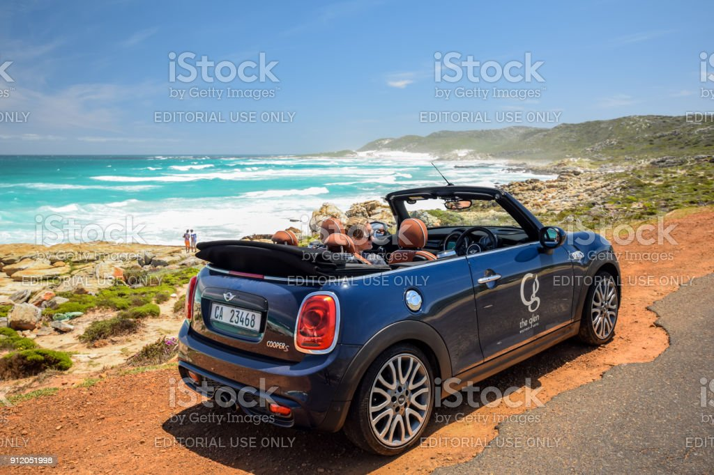 Convertible Rental Cars >> A Mini Cooper S Convertible Rental Car Owned By The Glen