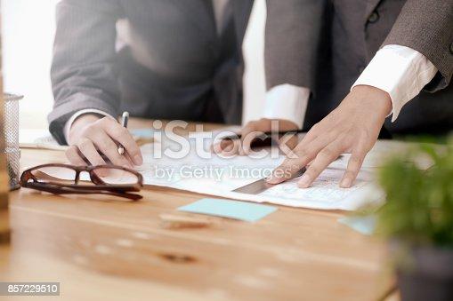 istock Cooperation Corporate Achievement Planning Design Draw Teamwork. 857229510