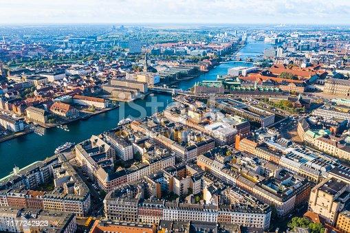 Copenhagen, Cityscape, Capital Cities, City, Denmark
