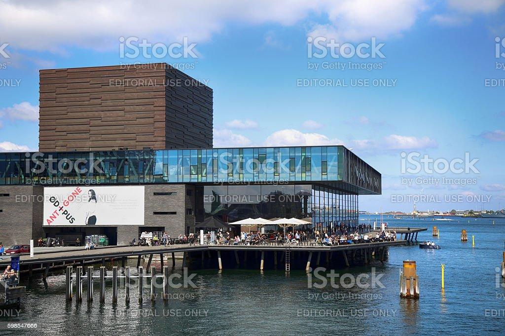 Copenhague, Danemark photo libre de droits