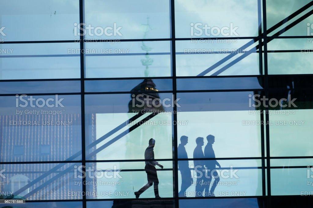 Copenhagen Denmark - Foto stock royalty-free di Acciaio