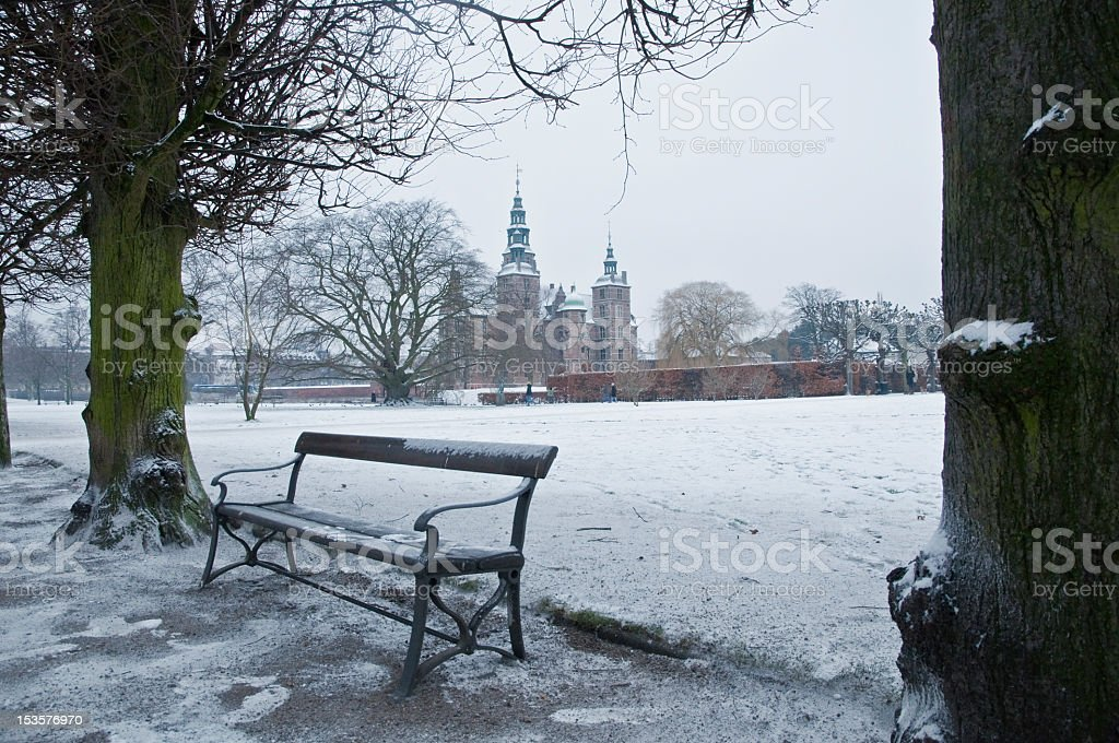 copenaghen royalty-free stock photo