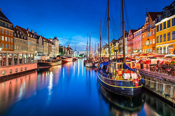 copenhagen - denmark stock photos and pictures