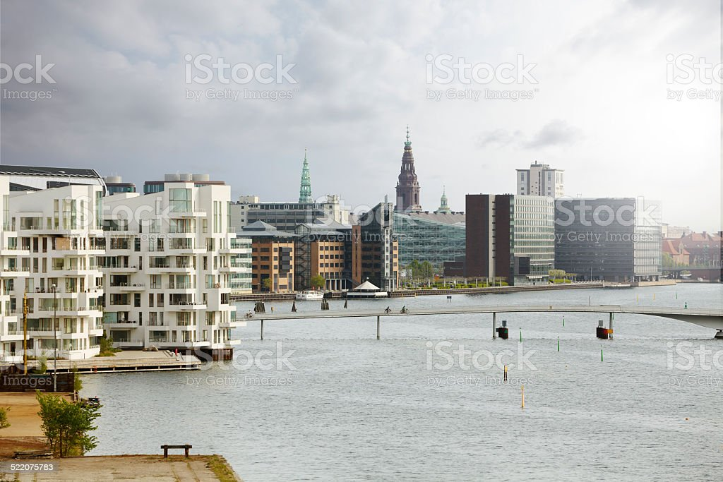Copenhagen stock photo
