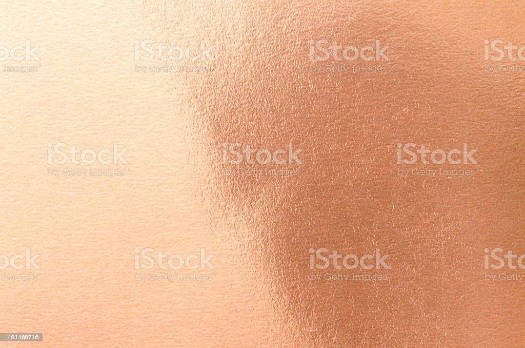 copper abstract metallic texture stock photo