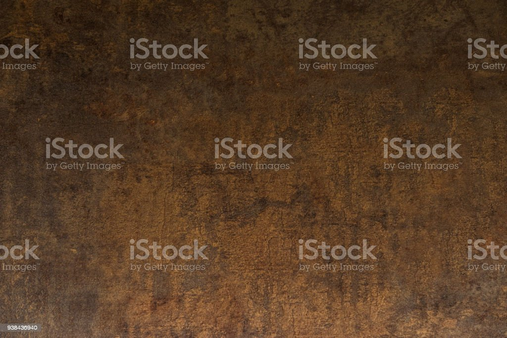 Copper antique texture, old metal background royalty-free stock photo