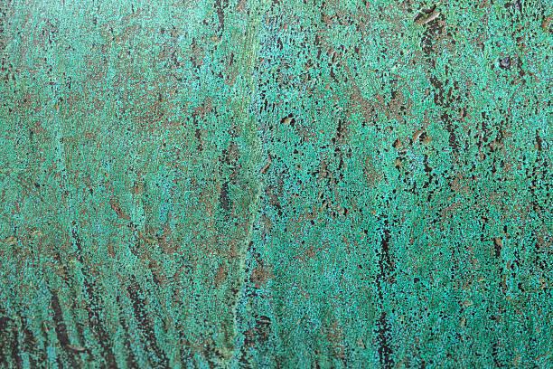 copper hintergrund - patina farbe stock-fotos und bilder