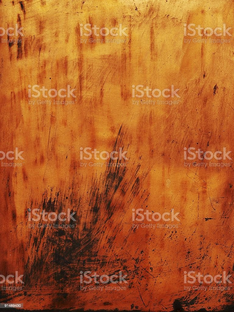 Copper background royalty-free stock photo