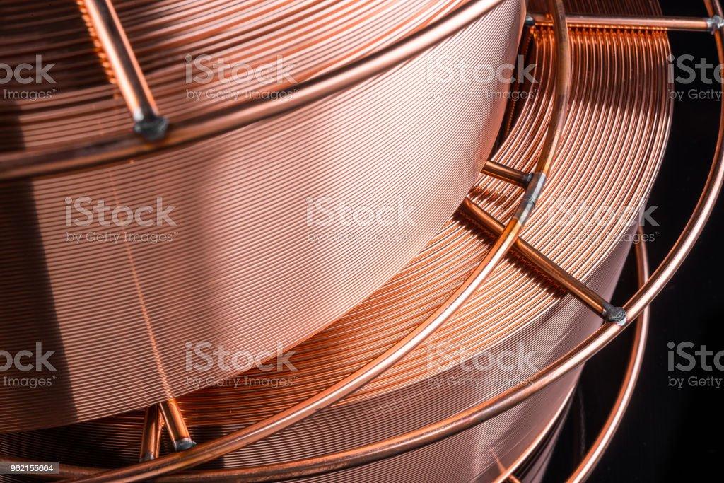 copper Kabel factory – Foto
