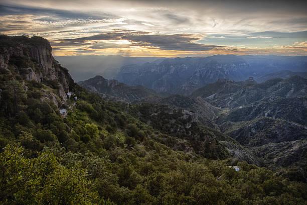Copper Canyon, Barrancas del cobre, Mexico