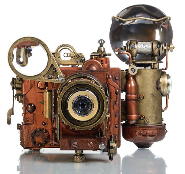 Copper Foto Kamera. – Foto