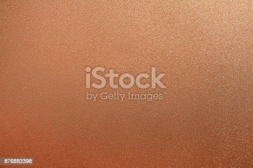 istock Copper texture background.Bronze texture 876883398
