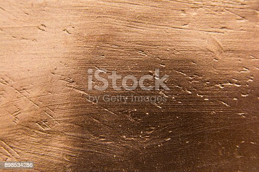 istock Copper texture background.Bronze texture 898534286