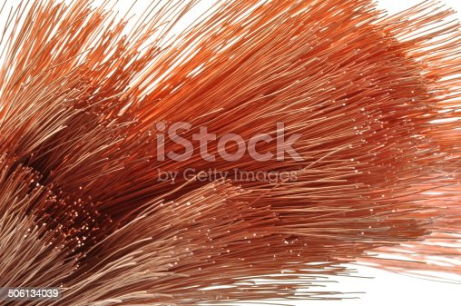 600401714istockphoto Copper wire for the power industry 506134039
