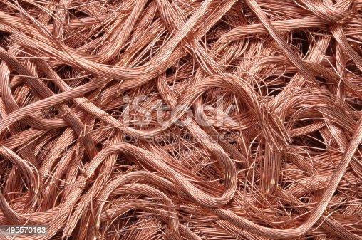 600401714istockphoto Copper wires 495570163