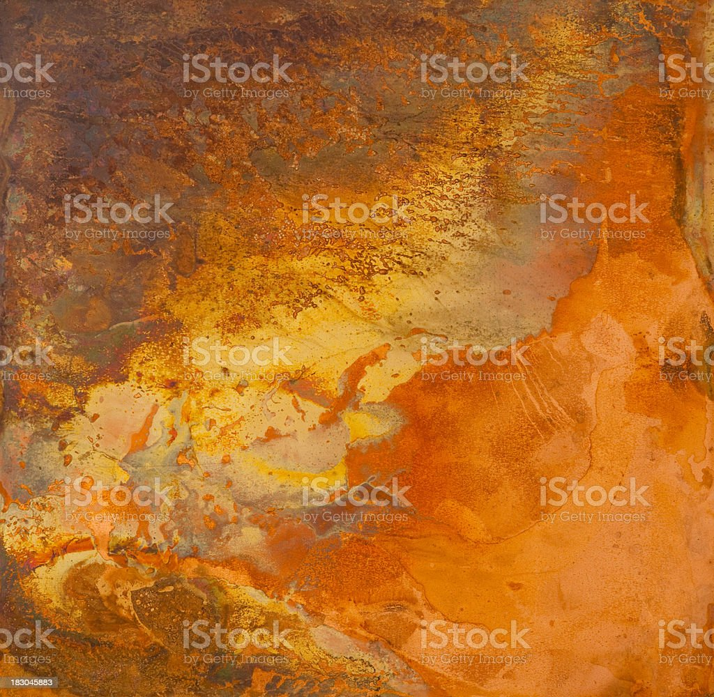 Copperplate Back ground royalty-free stock photo