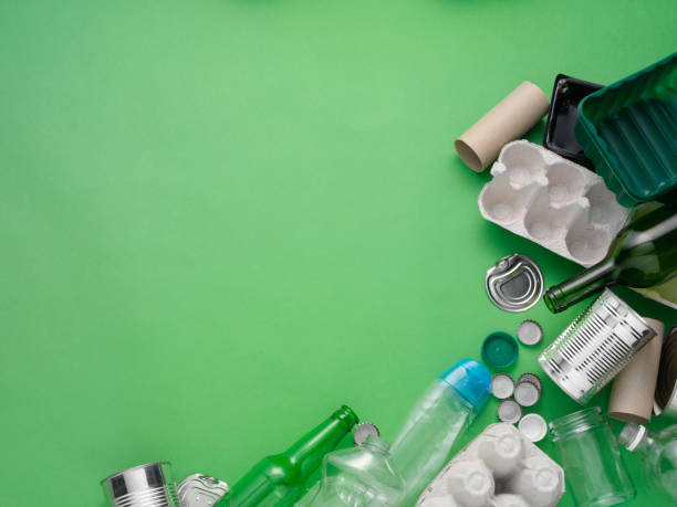 Copy and Recycle stock photo