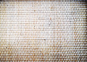 Bamboo wood texture background wicker mat. Copy space for background, texture, pattern, artwork, or graphic resource.