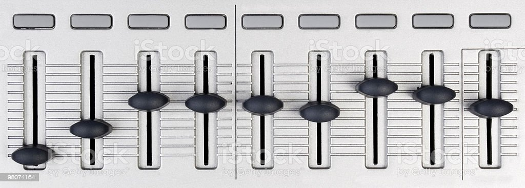 Copy Space Faders royalty-free stock photo