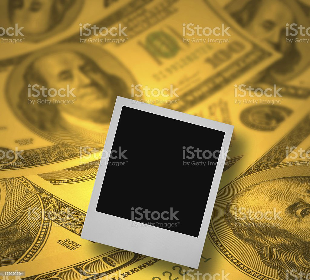 copy space for business announcement royalty-free stock photo