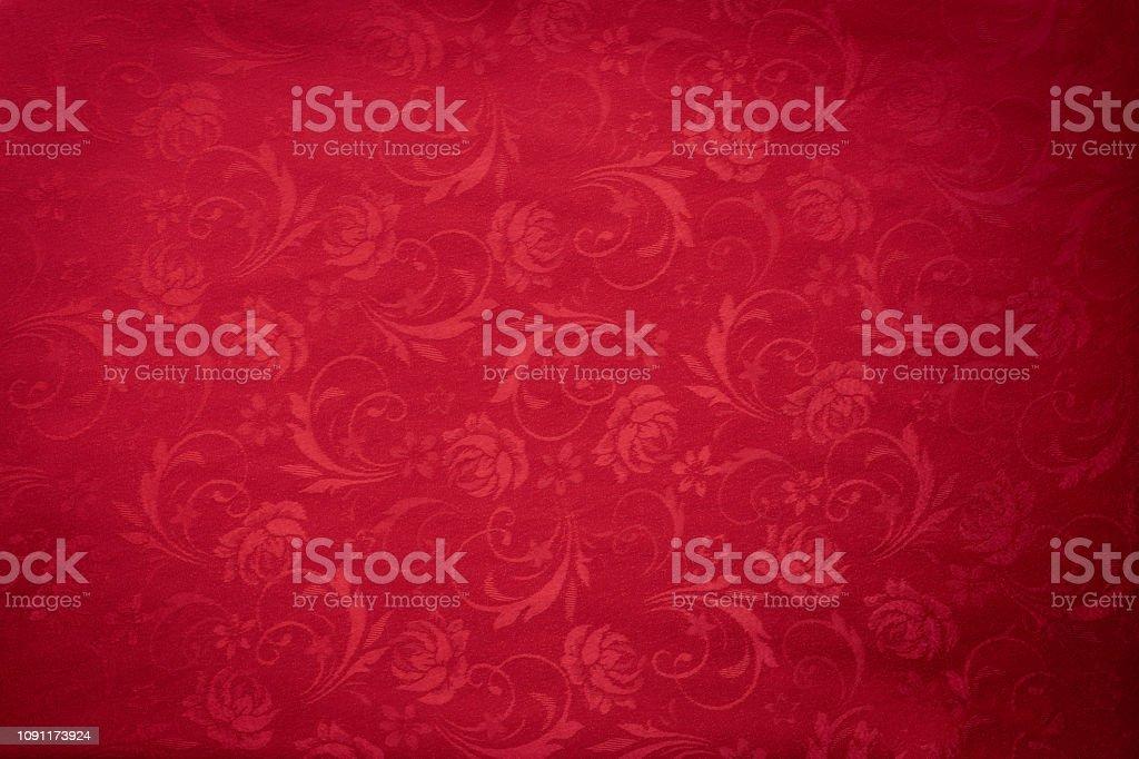 Kopiera utrymme för text på röd textur bakgrund, begreppet kinesiska nyåret bakgrund. - Royaltyfri Abstrakt Bildbanksbilder
